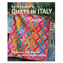 Buy GMC Publications Kaffe Fassett Quilts of Italy Book Online at johnlewis.com