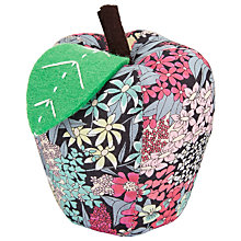 Buy Liberty Ciara Apple Pin Cushion, Multi Online at johnlewis.com