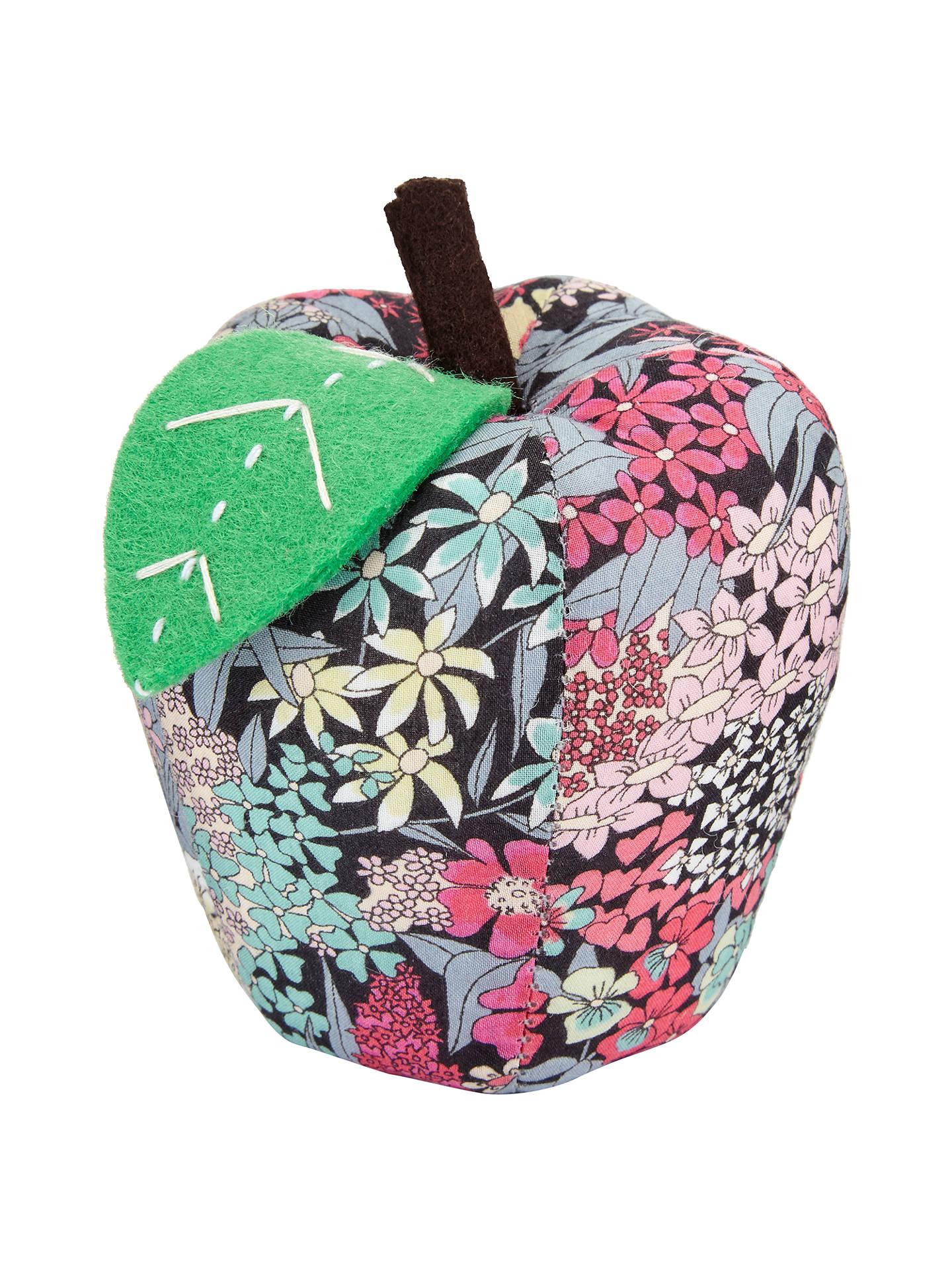 John Lewis Apple Pin Cushion