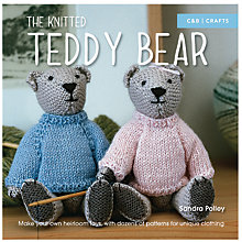 Buy Pavillion Books The Knitted Teddy Bear Book by Sandra Polley Online at johnlewis.com