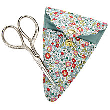 Buy Liberty Eloise Sewing Scissors and Holder, Multi Online at johnlewis.com