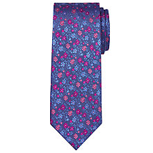 Buy Chester by Chester Barrie Floral Silk Tie Online at johnlewis.com
