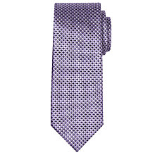Buy Chester by Chester Barrie Geometric Silk Tie Online at johnlewis.com