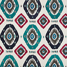Buy John Lewis Talara Circles Furnishing Fabric Online at johnlewis.com