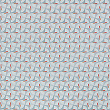 Buy John Lewis Interlocking Circles Furnishing Fabric Online at johnlewis.com