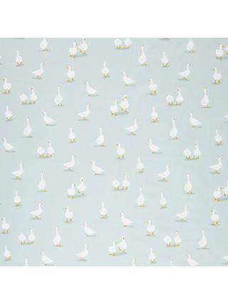 John Lewis & Partners Leckford Geese PVC Tablecloth Fabric