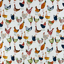 Buy John Lewis Murray Birds PVC Tablecloth Fabric Online at johnlewis.com