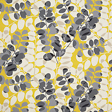 Buy Scion Lunaira Curtain, Sunflower Online at johnlewis.com