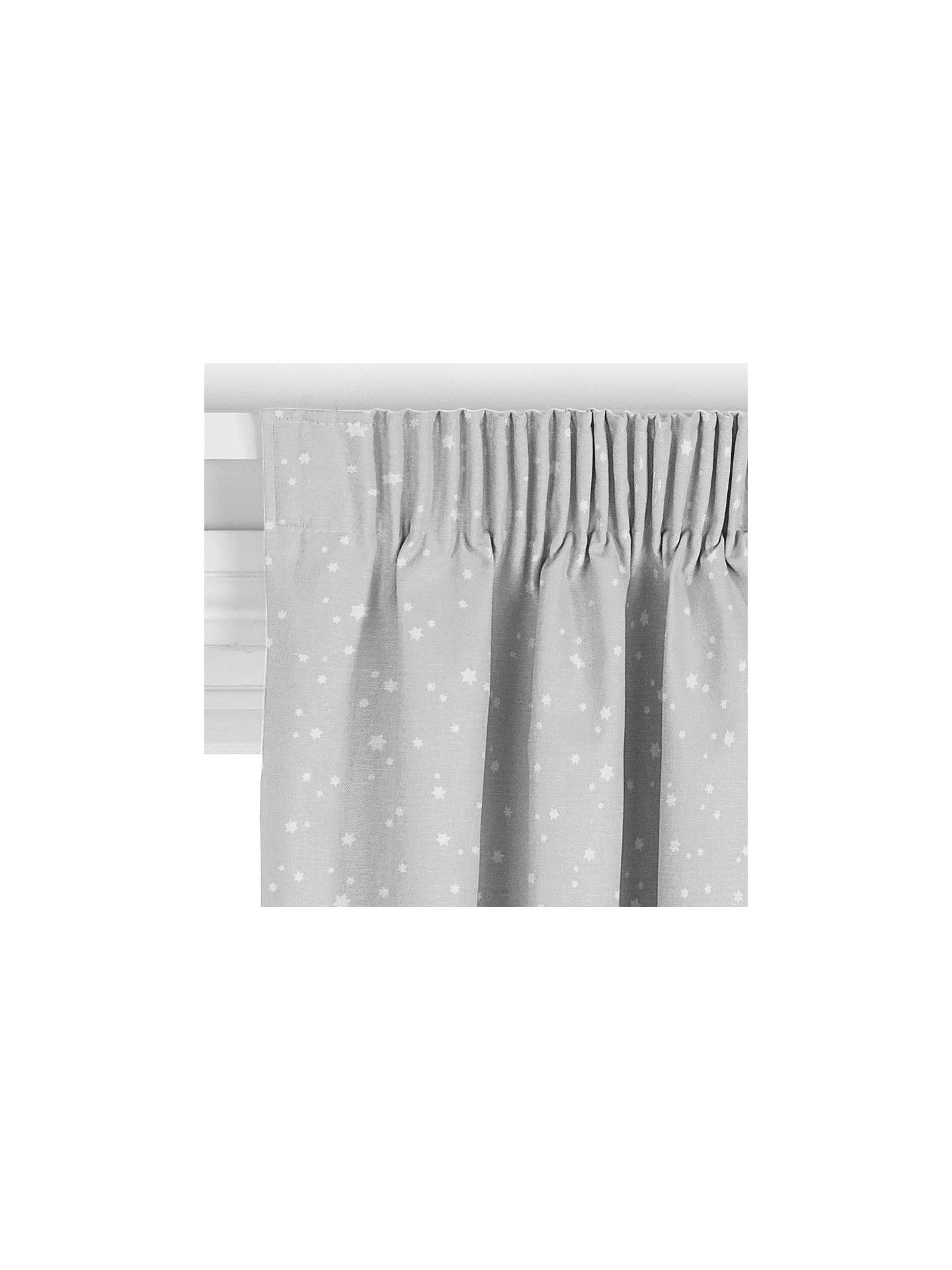 To Measure Curtains Grey At John Lewis