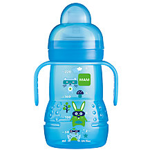 Buy Mam Trainer Bottle, Assorted Online at johnlewis.com
