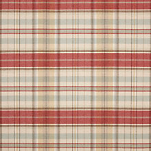 Buy Sanderson Byron Cherry/Biscuit Fabric, Price Band G Online at johnlewis.com