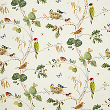 Buy Sanderson Woodland Chorus Multi Fabric, Price Band F Online at johnlewis.com