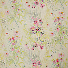 Buy Designers Guild Champ De Fleurs Peony Fabric, Price Band F Online at johnlewis.com