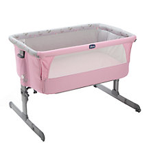 Buy Chicco Next To Me Crib, Princess Online at johnlewis.com