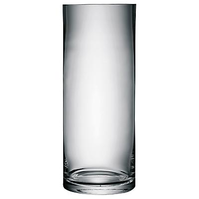 LSA International Column Vase, H50cm, Clear