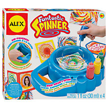Buy ALEX Fantastic Spinner Kit Online at johnlewis.com