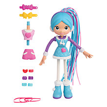 Buy Betty Spaghetty Doll And Pink Ski And Blue Snow Outfits Online at johnlewis.com