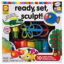 Buy ALEX Ready, Set, Sculpt! Craft Kit Online at johnlewis.com