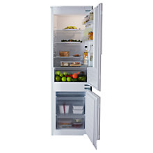 Buy Hotpoint HMCB7030AAUK Integrated Fridge Freezer, A+ Energy Rating, 54cm Wide, White Online at johnlewis.com