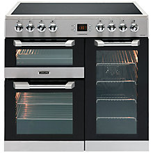 Buy Leisure CS90C530 Electric Range Cooker Online at johnlewis.com