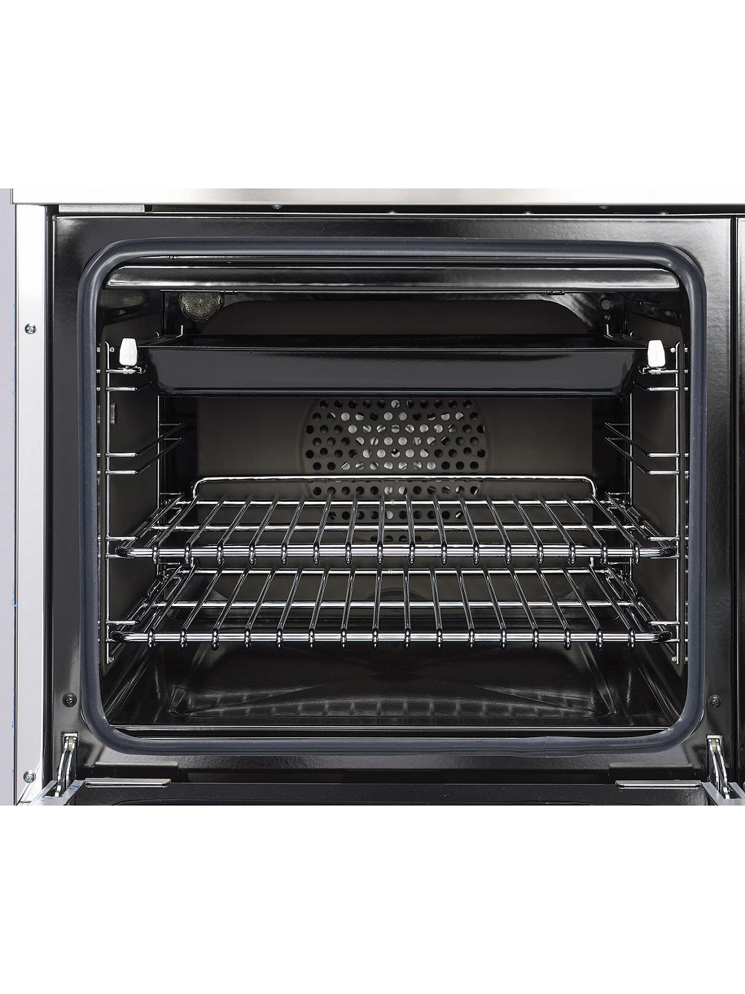 Buy Britannia RC-11XGG-DE-CR-S Delphi Dual Fuel Range Cooker, Stainless Steel Online at johnlewis.com