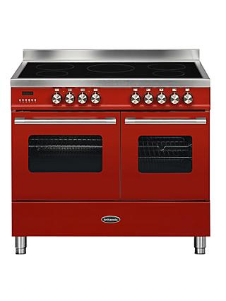 Britannia RC-10TI-DE Delphi Induction Hob Range Cooker