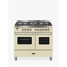 Buy Britannia RC-10TG-DE Delphi Dual Fuel Range Cooker Online at johnlewis.com
