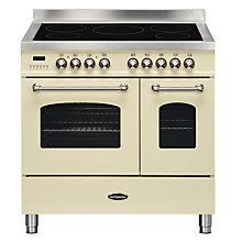 Buy Britannia RC-9TI-FL Fleet Electric Induction Range Cooker Online at johnlewis.com