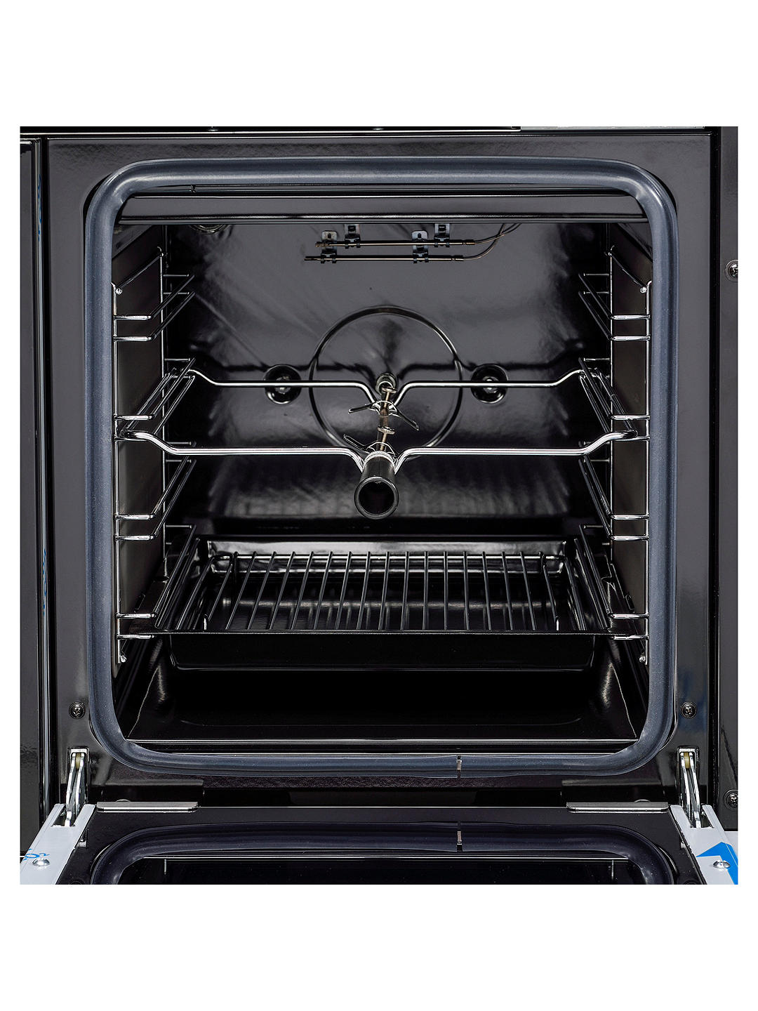 Buy Britannia RC-11XGG-DE-CR Delphi Dual Fuel Range Cooker, Cream Online at johnlewis.com