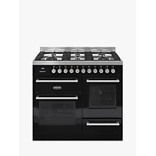 Buy Britannia RC-10XGG-QL Q-Line Dual Fuel Range Cooker Online at johnlewis.com
