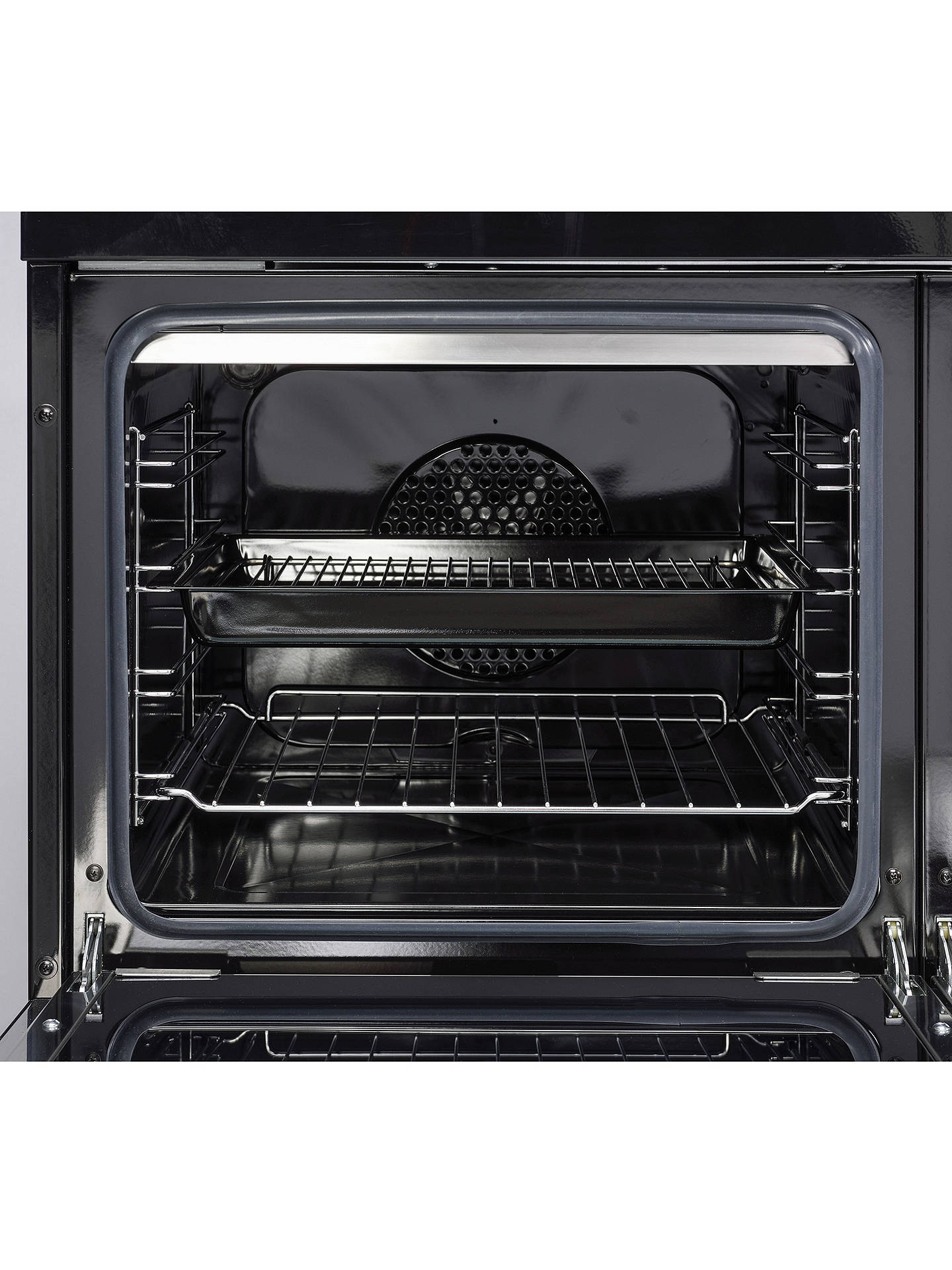 BuyBritannia RC-10TI-QL-K Q-Line Induction Hob Range Cooker, Black Online at johnlewis.com