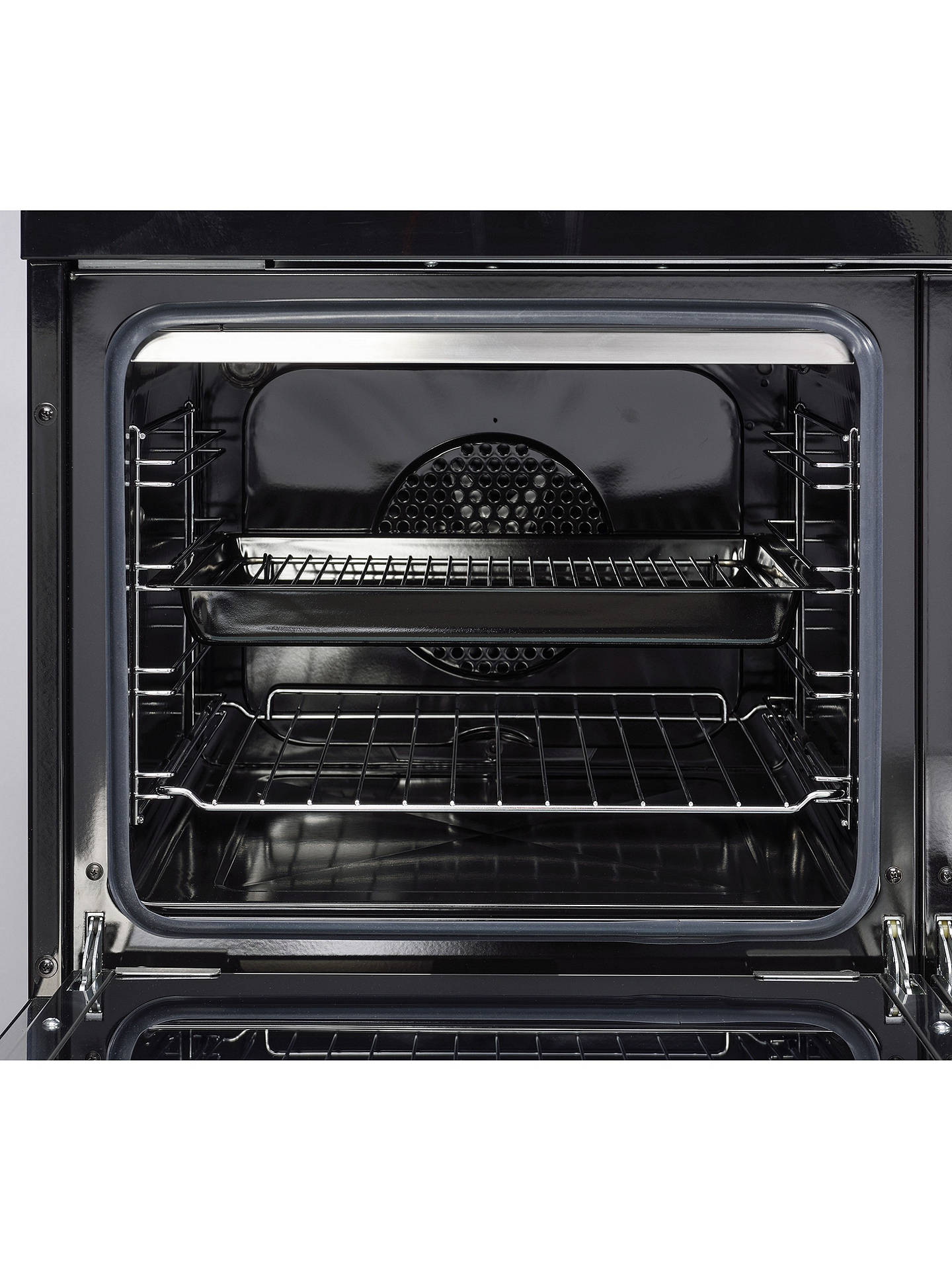 Buy Britannia Stanza RC-10TG-ST-S Dual Fuel Range Cooker, Stainless Steel Online at johnlewis.com