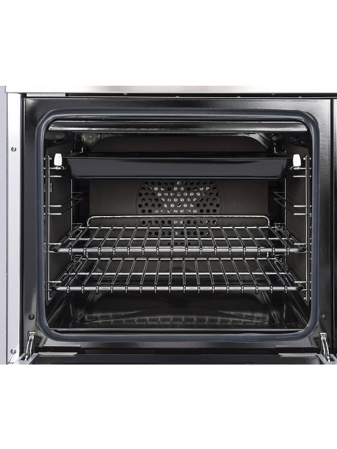 Buy Britannia RC-9TG-DE-K Delphi Dual Fuel Range Cooker, Black Online at johnlewis.com