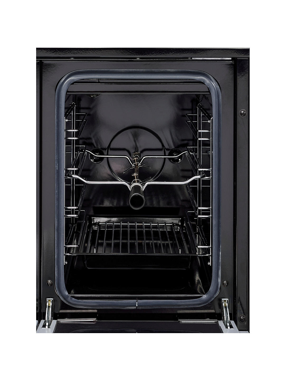 Buy Britannia RC-9TI-QL-K Q-Line Induction Hob Range Cooker, Black Online at johnlewis.com