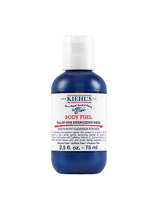 Kiehl's Body Fuel Energising Wash for Men