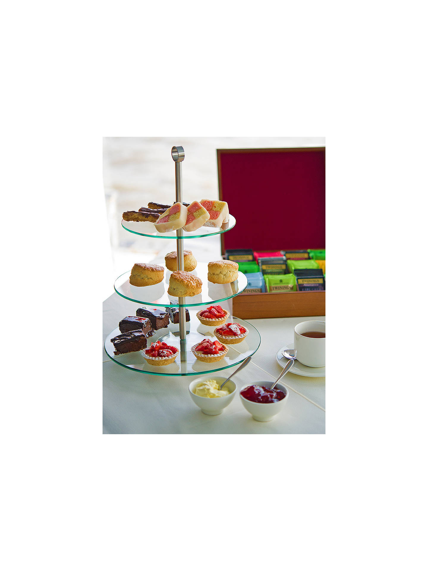 BuyRed Letter Days Thames Afternoon Tea Cruise For Two Online at johnlewis.com