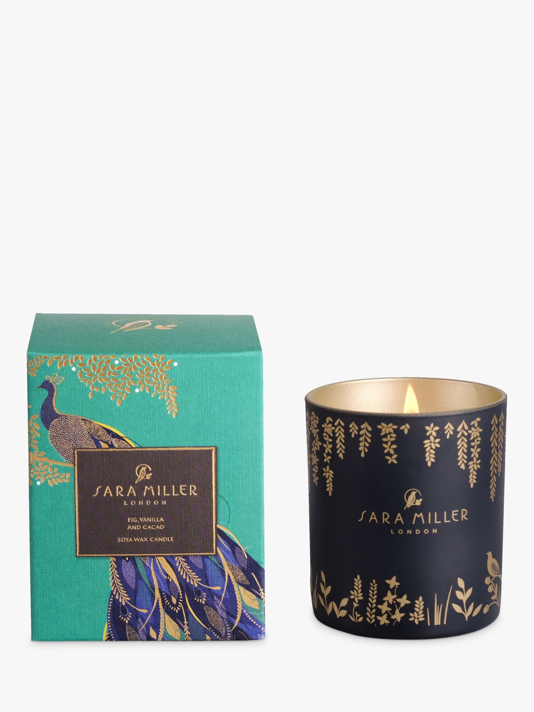 Sara Miller Fig Vanilla /& Cacao Candle