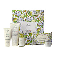Buy Storksak Organics Baby Spa Gift Set Online at johnlewis.com