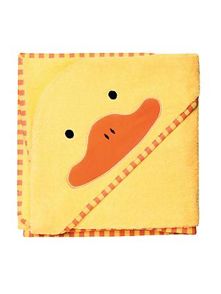 Skip Hop Baby Duck Hooded Towel