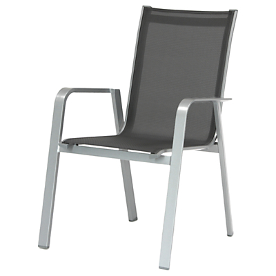 KETTLER Milano Dining Chair, Graphite