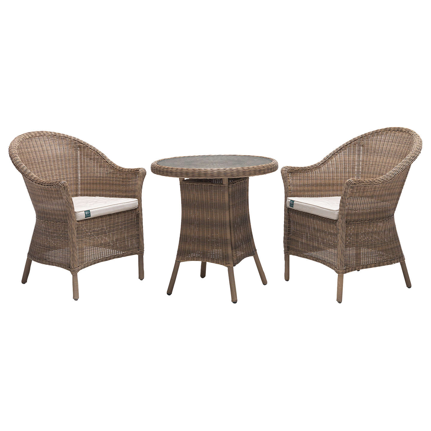 Garden Table And Chairs Set John Lewis: KETTLER RHS Harlow Carr Garden Bistro Table And Chairs Set