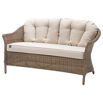 KETTLER RHS Harlow Carr 2 Seater Sofa, Natural