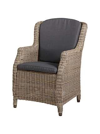 4 Seasons Outdoor Valentine High Back Garden Chair