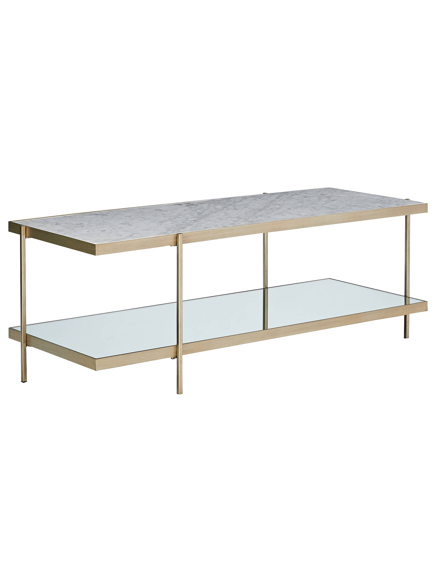 West Elm Avery Coffee Table At John Lewis Partners