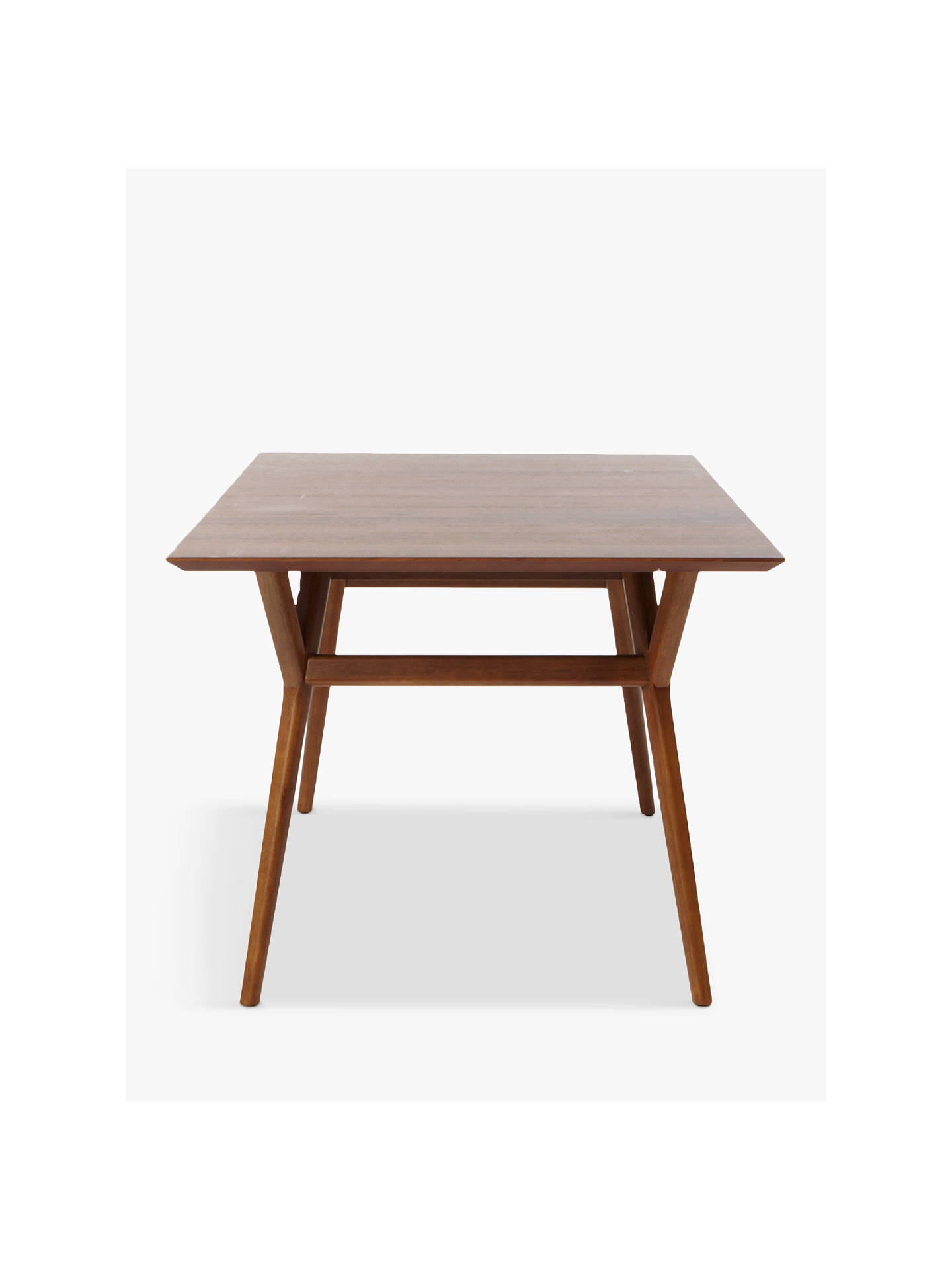 4a03cf7a79628 ... Buy west elm Mid-Century 6-8 Seater Extending Dining Table