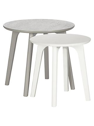House by John Lewis Dillon Nest of 2 Tables