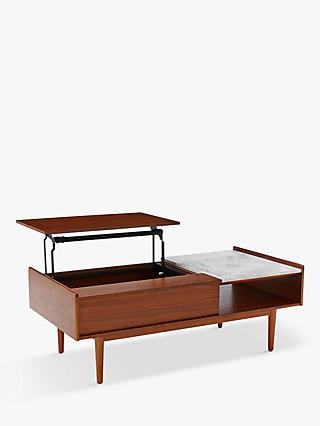 West Elm Coffee Table John Lewis West Elm Coffee Tables John Lewis - West elm box frame storage coffee table
