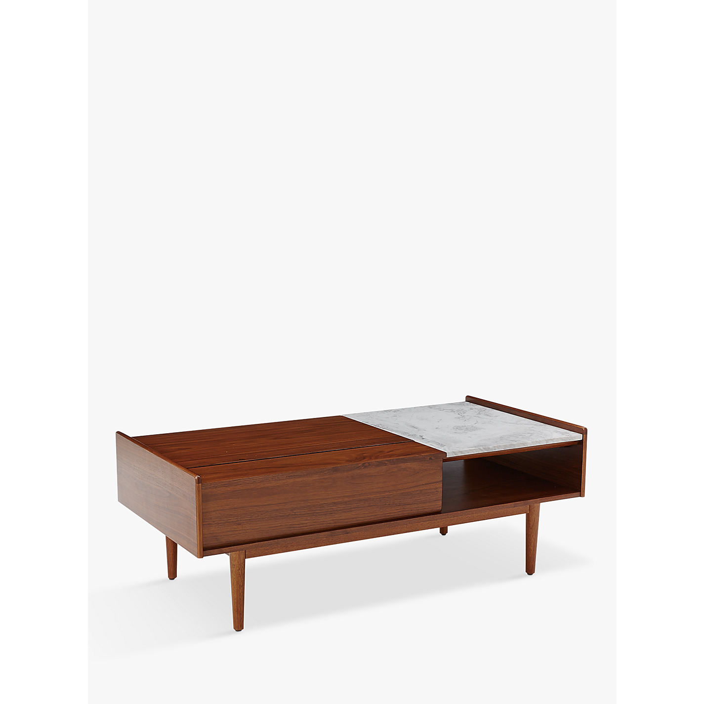 Buy west elm Mid Century Pop Up Storage Coffee Table