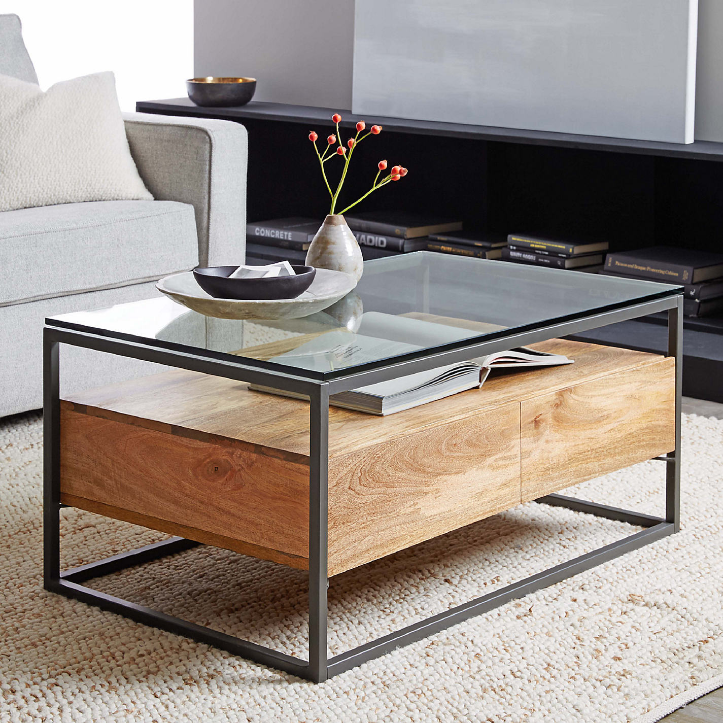 Dutch Industrial Coffee Table Home Design And Decor