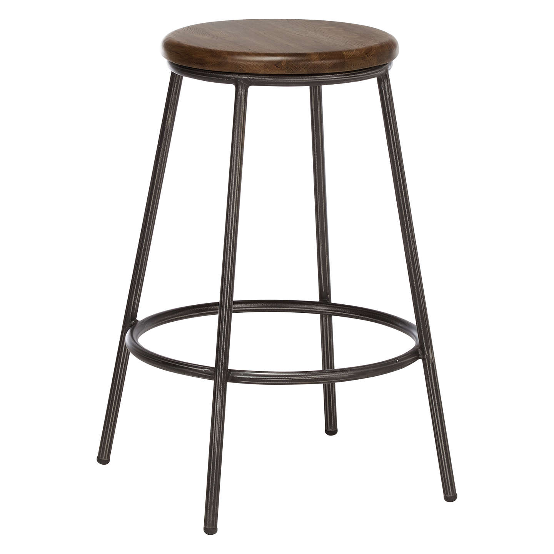 john lewis calia bar stool dark at john lewis. Black Bedroom Furniture Sets. Home Design Ideas